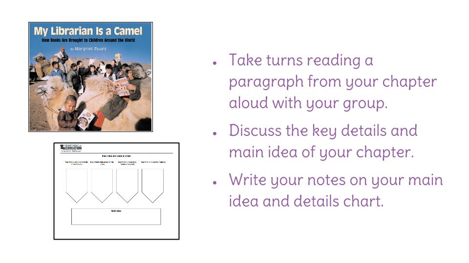 Lesson 9 my librarian is a camel and main idea learnzillion download fandeluxe Images