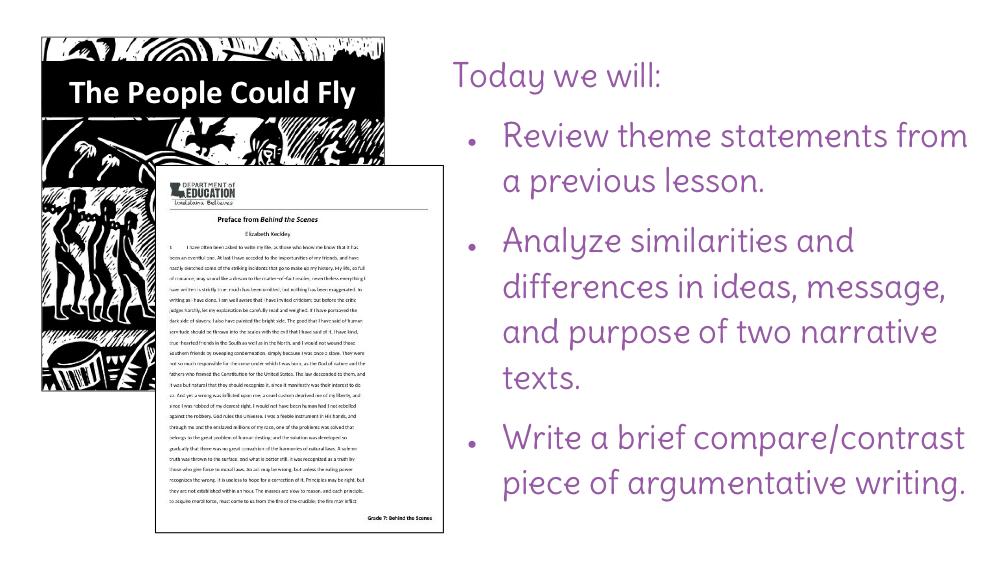 similarities between expository and narrative writing