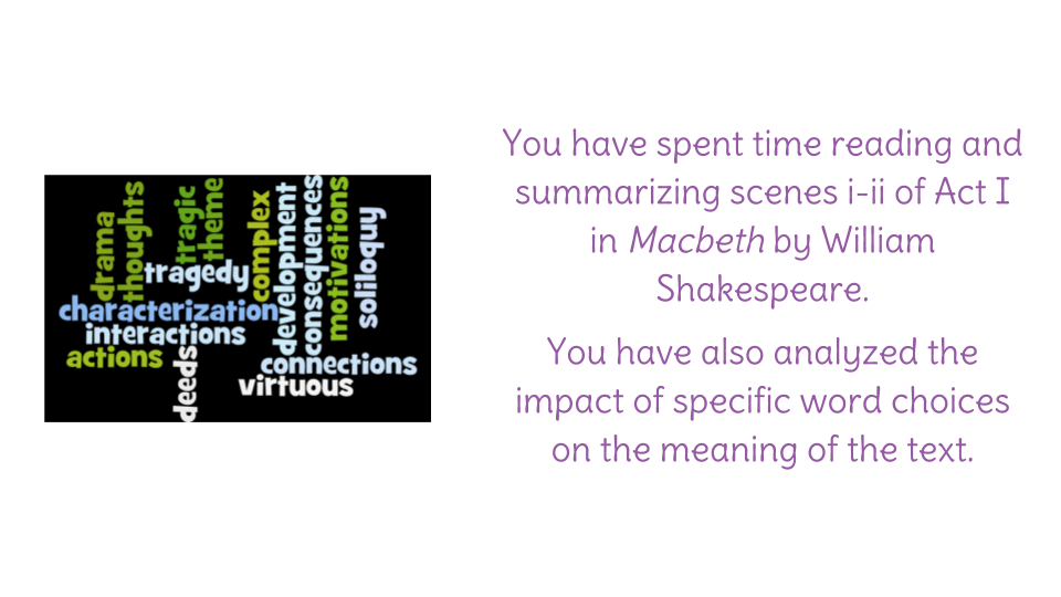 examples of fate in macbeth