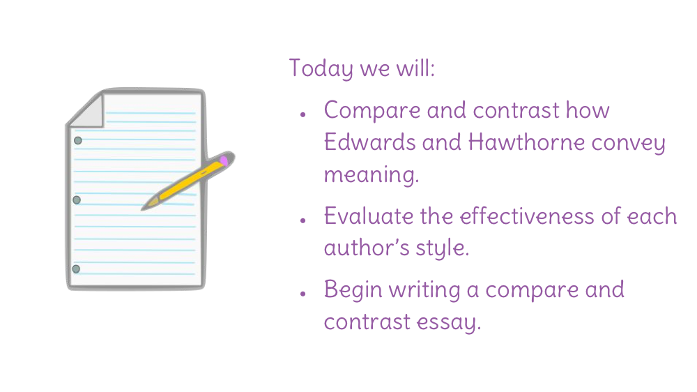 how to begin a compare and contrast essay The compare and contrast essay, also called the comparison and contrast essay, requires the writer to compare the word 'compare' is a bit of a misnomer when used in relation to a comparative essay analysis in fact, the actual objective is to explore how the chosen issues or ideas are similar.