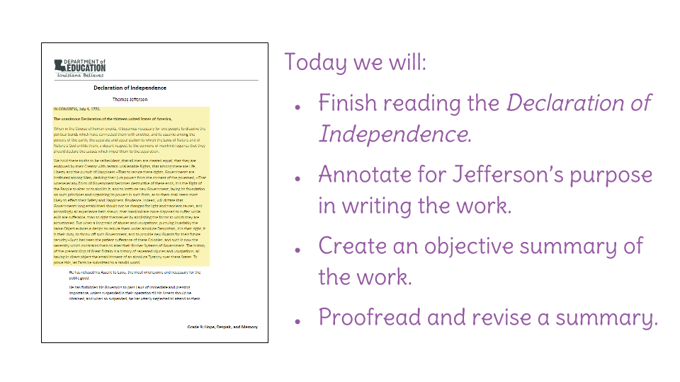 three causes of the declaration of independence essay Quick answer the declaration of independence was important for several reasons, including that it helped the original thirteen colonies break free from british rule and established good cause for seeking independence the declaration of independence, formally recognized by congress on july 4, 1776, granted important rights to colonists.