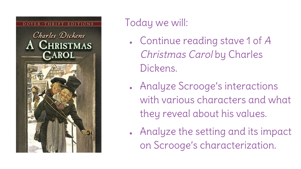 description of scrooge