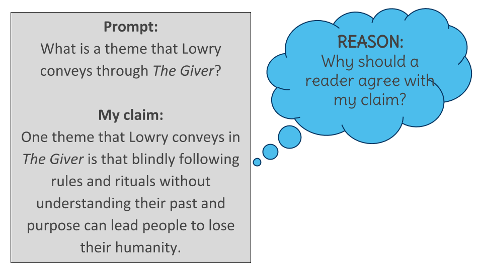 lesson determine themes of the giver learnzillion view resource copy resource id