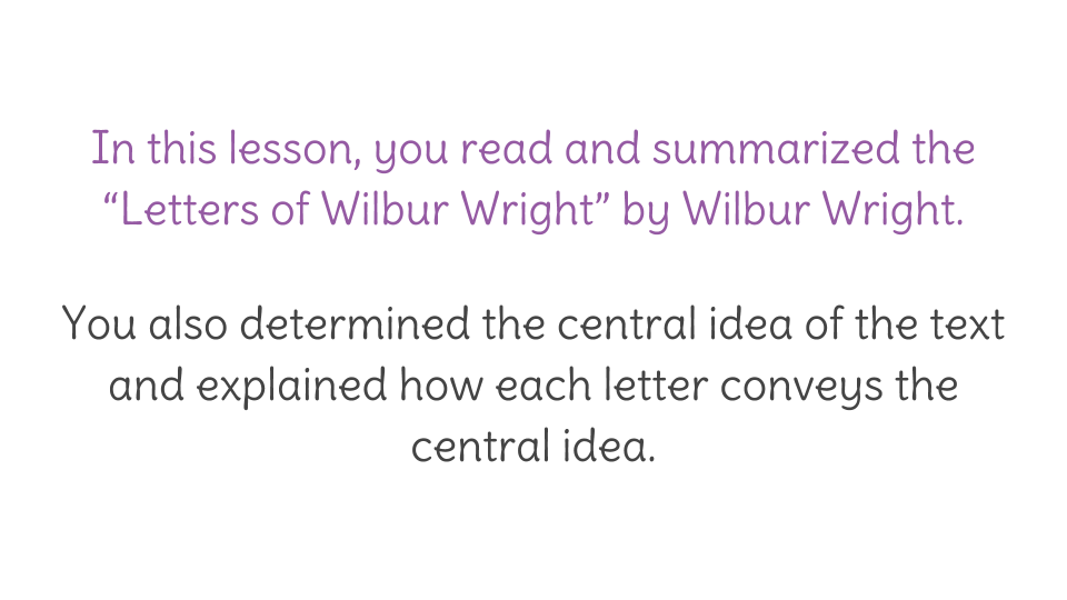 how do you wright a letter
