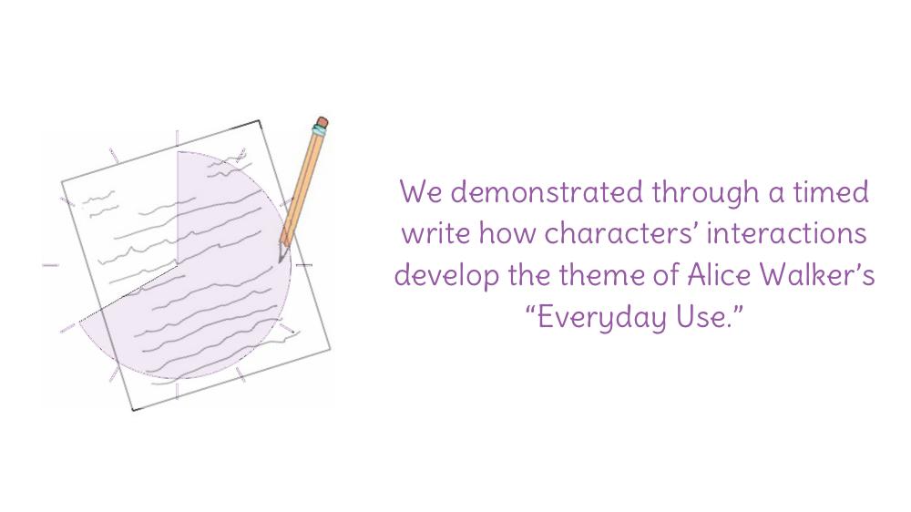 everyday use essay