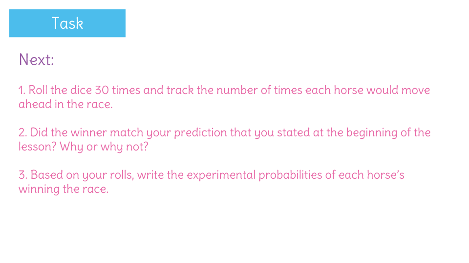 Comparing theoretical and experimental probability | LearnZillion