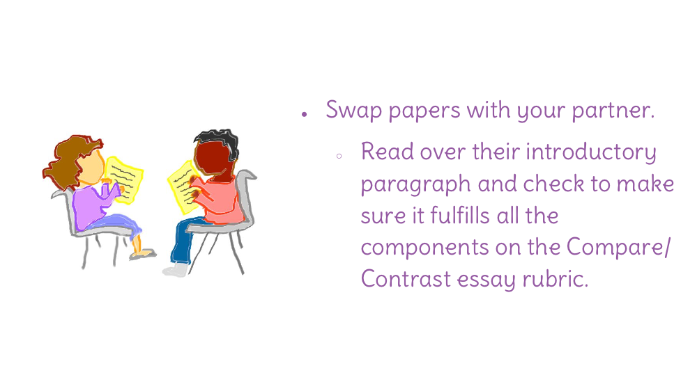 what kind of a graphic organizer is most helpful in preparing to write a compare-and-contrast essay Here presents a group of graphic organizer templates for writing paragraphs and essays the templates can be downloaded and edited including graphic organizers for hamburger model, oreo model, main idea and details chart, sequence order writing, chronological writing and so on.