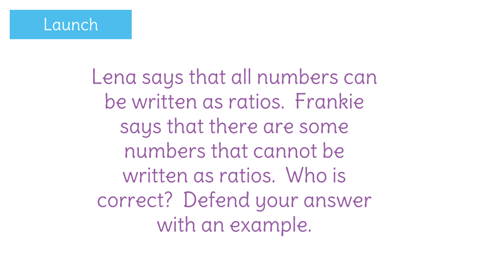 Identify numbers as rational or irrational by sorting them