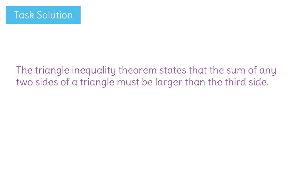 Understand the triangle inequality theorem by discovering the – Triangle Inequality Theorem Worksheet