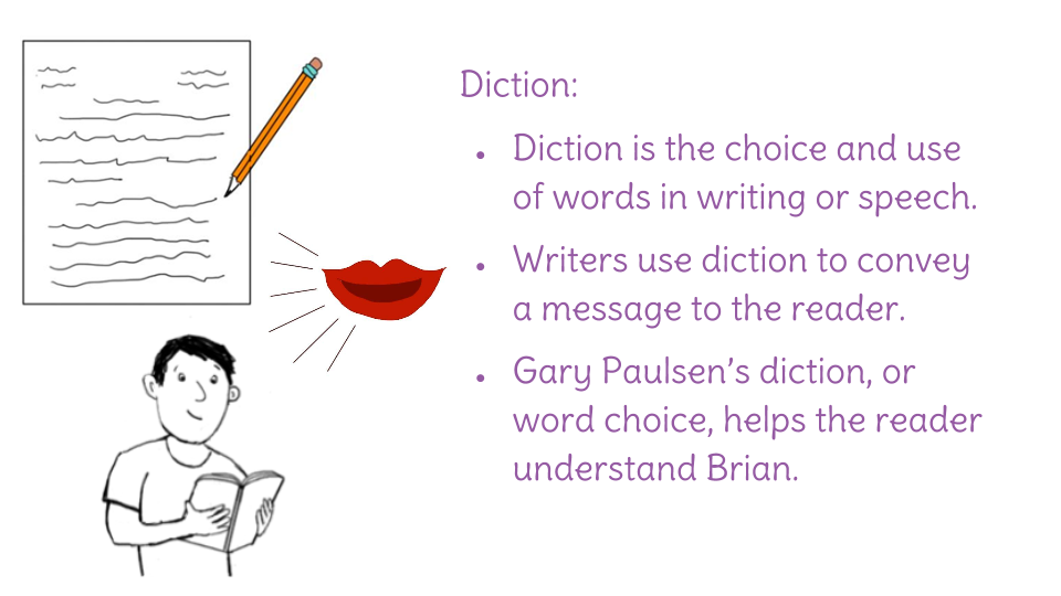 Lesson 7 Diction And Characterization Learnzillion