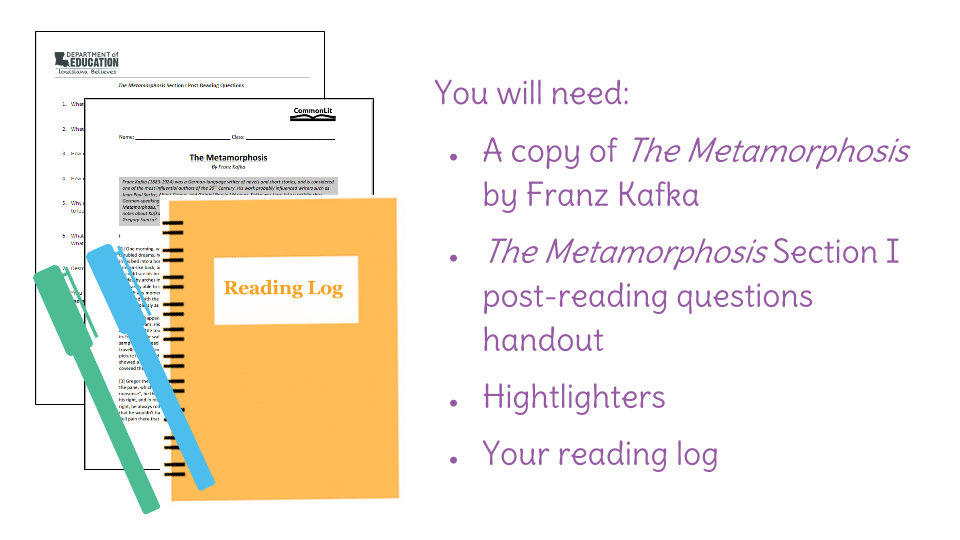 """an analysis of the metamorphosis by In """"the metamorphosis,"""" by franz kafka, gregor's life is entirely controlled by his family and work he never takes the time to fulfill his personal happiness."""