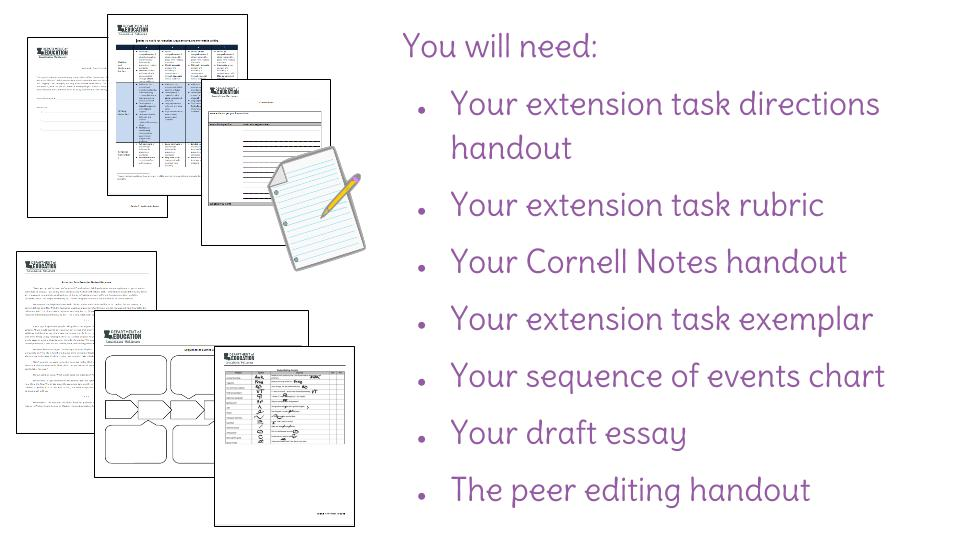 Thesis For Essay Download English Essay Writer also Obesity Essay Thesis Lesson  Peer Editing And Publishing The Narrative Essay  High School Senior Essay